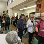Wood County Senior Center gallery opening