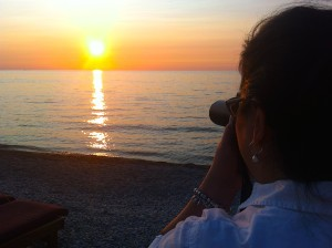 Julia w Camera LM 2014